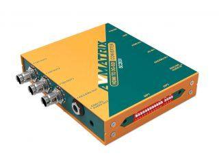 Conversor HDMI a HD/SDI