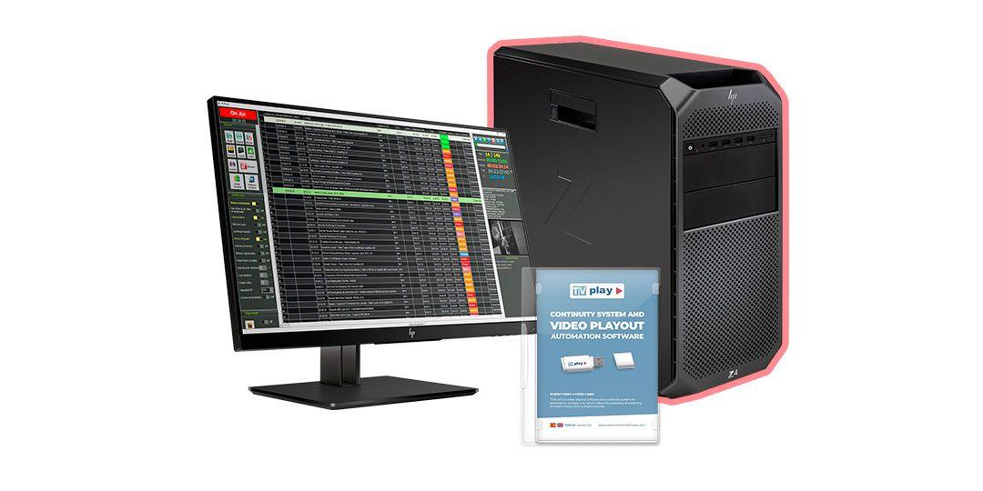 TVPLAY XPRO System